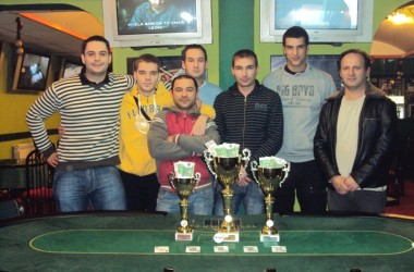 Mesečni turnir u Klubu JOKER u Smedrevu