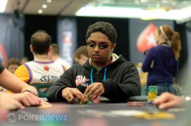 WPT L.A. Poker Classic Den 4: Rajkumar v čele osmnáctky