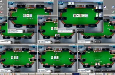 Istorijos kampelis: pokeris internete