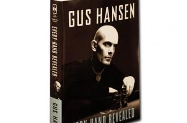 "Knygų lentyna: Guso Hanseno ""Every Hand Revealed"""