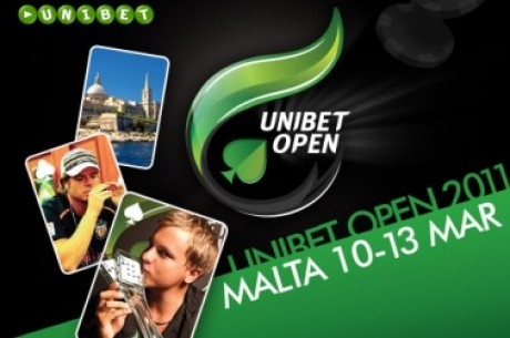 PokerNews komanda dosies uz Unibet Open Maltā!