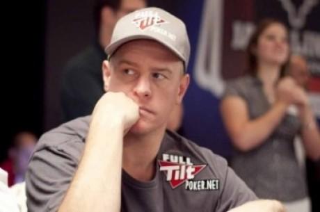 Erickas Lindgrenas, flope pagavęs aukščiausią setą, priverčia susimokėti Patriką...