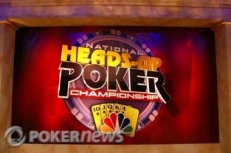 Dnes startuje NBC Heads-Up Championship a můžete se těšit na Live reporting v češtině!