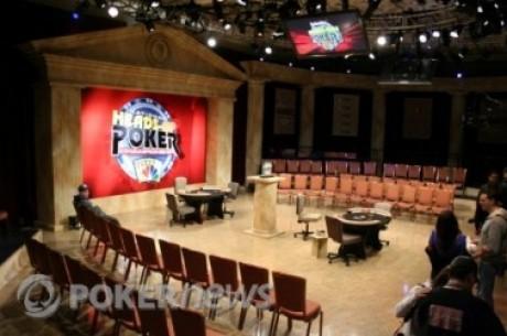 NBC National Heads-Up Poker Championship: Сцената е готова