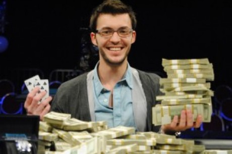 Brooks, de 23 años, gana el título del LA Poker Classic