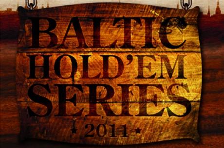 Algab Baltic Holdem Series Vilniuses - värisege leedukad!