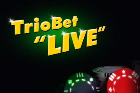 4. märtsil taas Pokernewsi lehel Triobet Live otseülekanne!