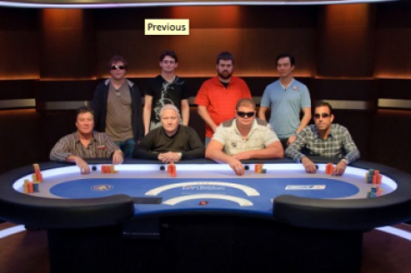 PokerStars European Poker Tour Londres: Episódio 2
