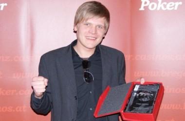 Tērzēšana ar MVP: Viktors Vorobjovs par uzvaru Capt Bregenz Open blakus turnīrā