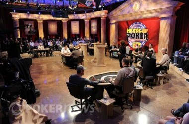 NBC National Heads-Up Poker Championship: Definidos os Confrontos do Round 2