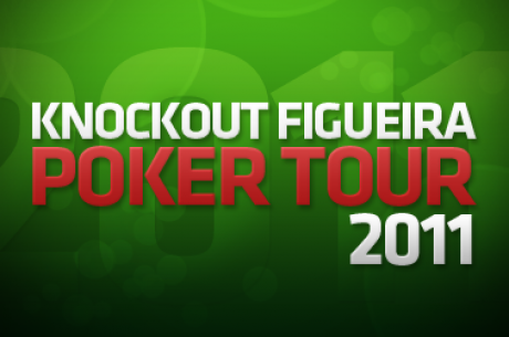 Paulo Sarmento líder no final do dia 1 Knock-Out Figueira Poker Tour Etapa #3