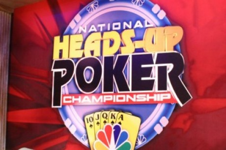 2011 NBC National Heads-Up Poker Championship Day 1: Εκτός οι Ivey, Negreanu, Hellmuth...