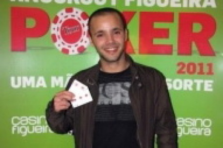Elton Martins é o grande vencedor do Knock-Out Figueira Poker Tour Etapa #3