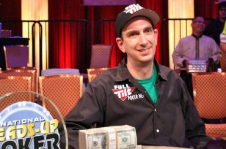 Šampion NBC National Heads-up Poker Šampionata je Erik Seidel!