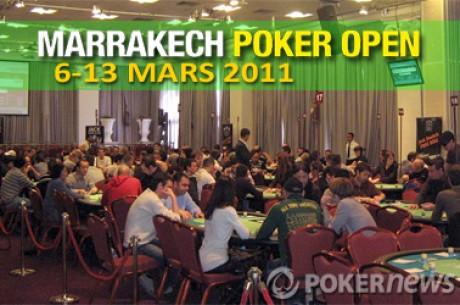 Le Marrakech Poker Open XIX a débuté au Casino Es Saadi