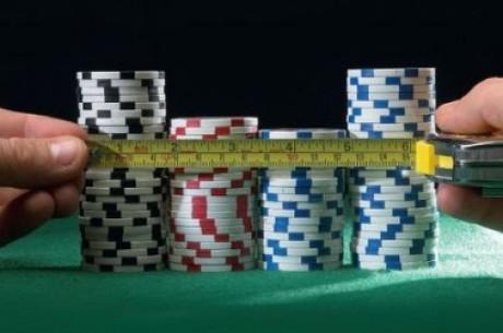 Rozdíl mezi short stack a deep stack hrou