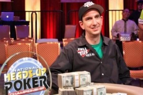 Erik Seidel nyerte eddig a legtöbb pénzt élő tornákon