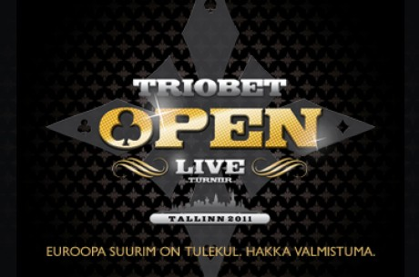 Triobet ootab Tallinna megaturniirile üle 1000 mängija!