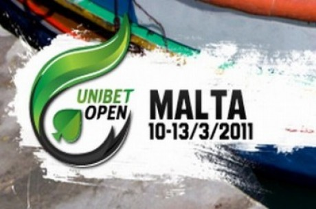 ТОТАЛИЗАТОР UNIBET OPEN MALTA 2011: Выиграйте 20$ на свой счет...