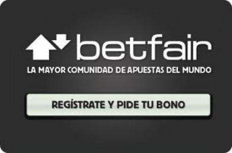 Betfair reduce un 14% de sus tasas y mejora su servicio