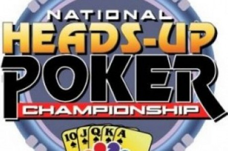 National Heads Up Championship ラウンド1 終了