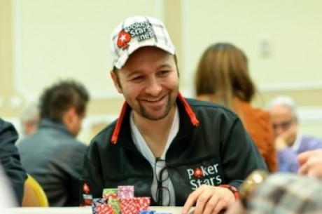 PokerStars의 SuperStar Showdown, Daniel Negreanu 대 Viktor Blom
