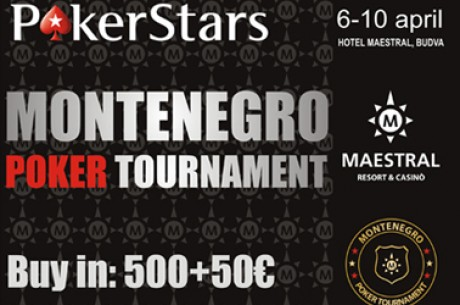 Satelit za PokerStars Montenegro Poker Tournament u klubu River Novi Beograd