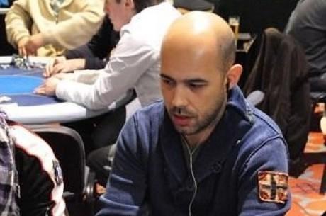 Finaliza el Día 1B de la Liga Poker770 La Toja con Rubén Barkala como chip leader