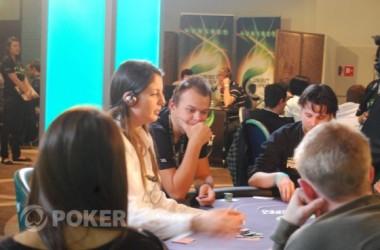 Unibet Open Malta dienos 1B apžvalga - LeBronius turnyro lyderis (Interviu)