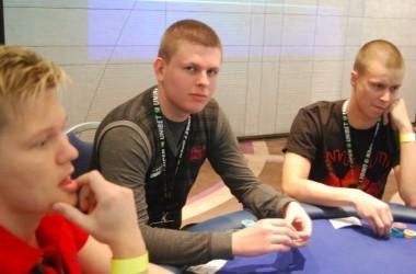 2011 Unibet Open в Мальте: Украинец Дмитрий Чепой еще в игре