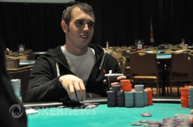WSOP Circuit Caesars Atlantic City Main Event Day 2: Houchins Leads the Final Table...