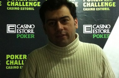 Eduardo Freitas Lidera Dia 1 Casino Estoril Poker Challenge #3