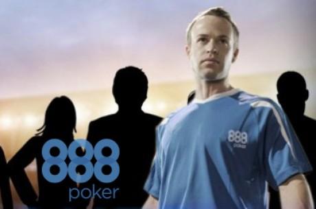 Spela poker & på oddset samtidigt med 888 Team Poker