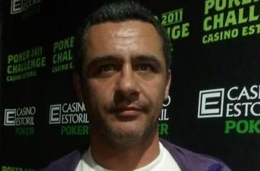 Casino Estoril Poker Challenge - Pedro Caeiro Vence Etapa 3