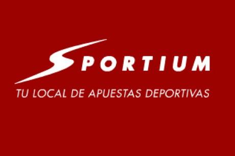 La empresa Sportium pretende abrir casas de apuestas presenciales en Aragón