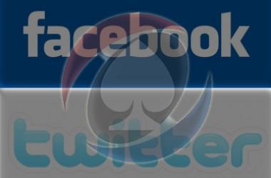PokerNews nu på Twitter, Facebook och i bloggar