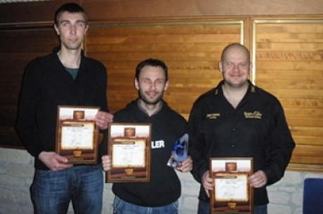 Olympic-Online esindusmängija Jaan Kapak Leedus kolmas