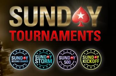 Na Sunday 1/4 Million zapomeňte - nahradí ho Sunday Storm