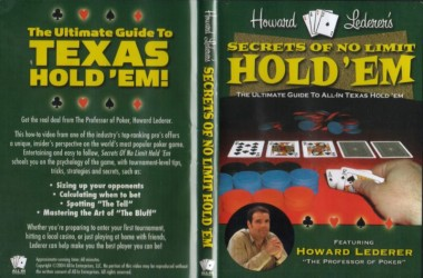 Pokera grāmatas: Howard Lederer - Secrets of No Limit Hold'em
