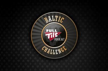 Full Tilt Baltic Challenge 2 pirmā epizode jau šo sestdien!