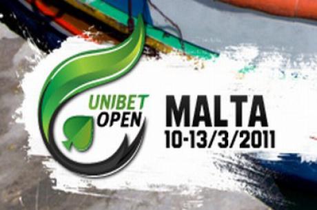 Za 2 godziny startuje Unibet Open Malta - Relacja na żywo