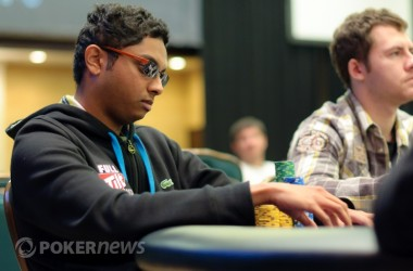 WPT Bay 101 Shooting Star Dag 2: Joris Springael leder!