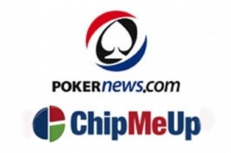 Pokkeri abivahendid: ChipMeUp investeeringud