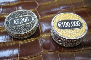 Лондонски майстор създаде покер чипсет за над $7...