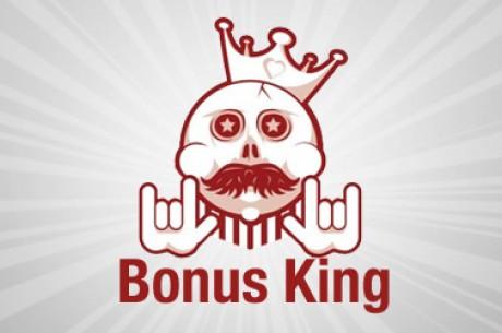 Бонус Кинг: чёрные флаги, покер с наступлением весны...