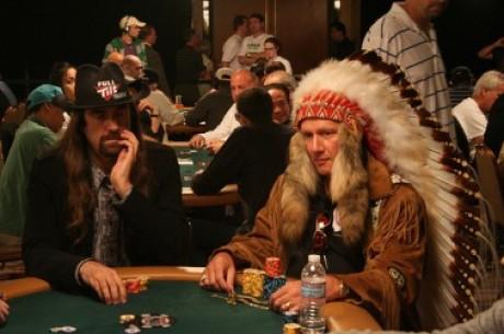 Poker mniej serio - ciekawe przebrania na WSOP