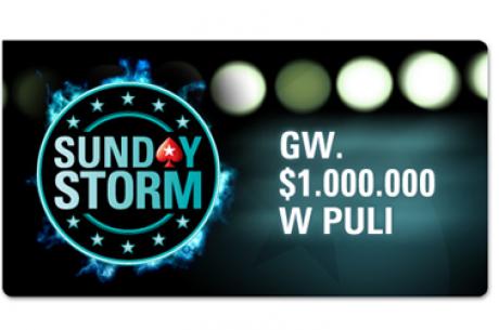 PokerStars uruchamia Sunday Strom + Kod bonusowy na darmowy bilet