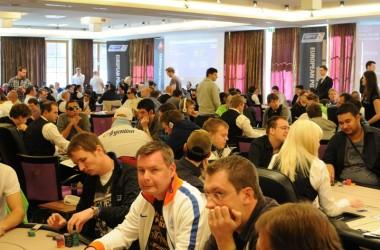 PokerStars.net EPT Snowfest: 1A dienos apžvalga