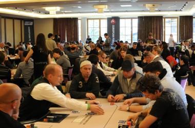 Pokerio TV: Vaizdo reportažai iš PokerStars.net EPT Snowfest dienos 1B