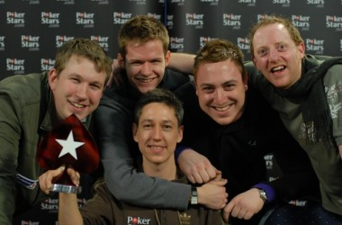 Keith Johnson Wins PokerStars Eureka Tour Prague